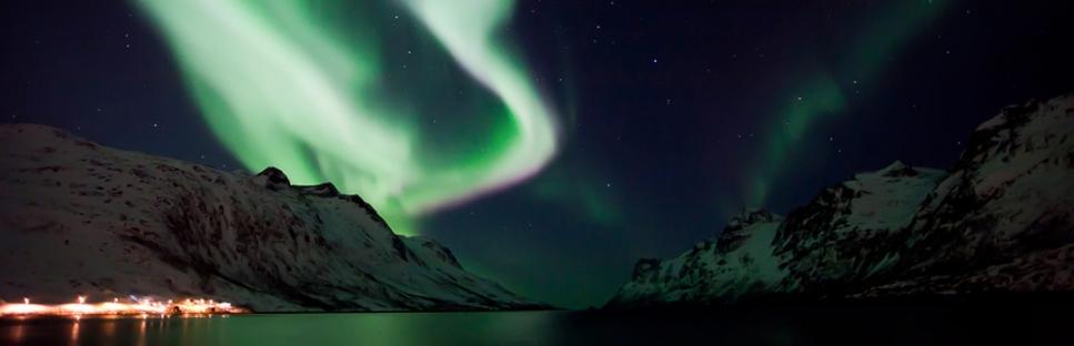 how to see aurora borealis