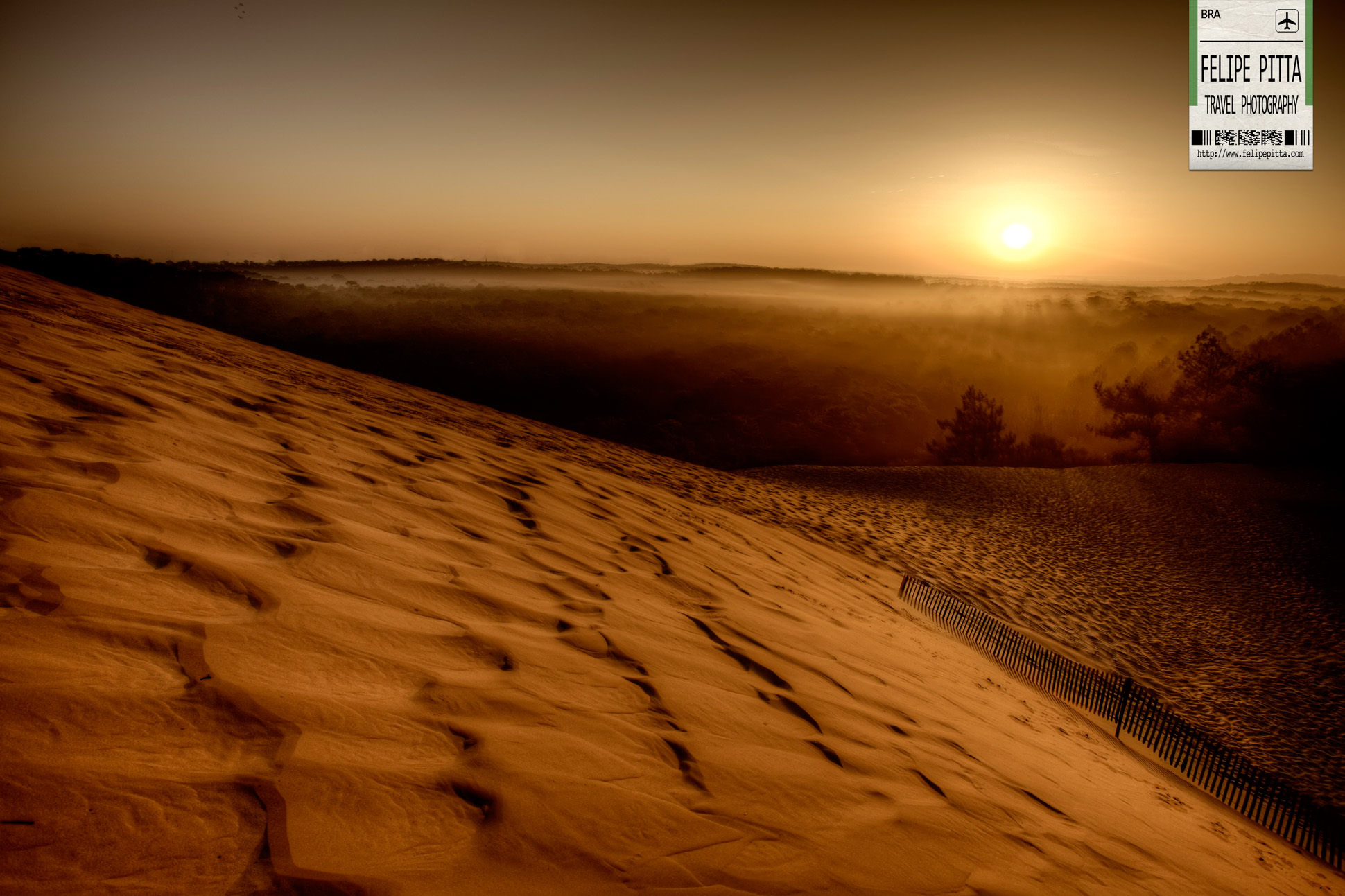 Dune du Pilat, Arcachon, France