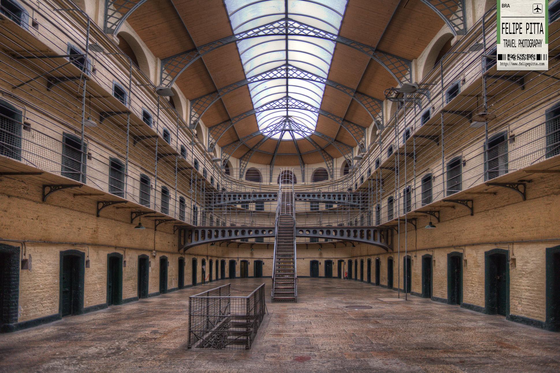 Kilmainham Gaol Old Prison Dublin Ireland