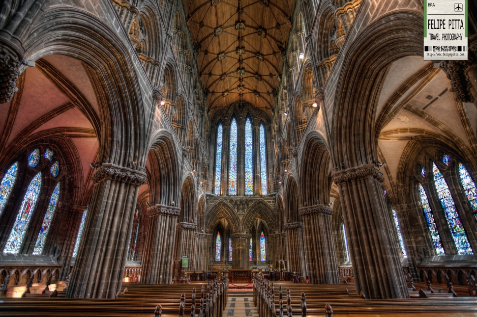 Glasgow Cathedral Scotland UK