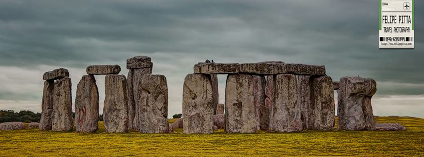 Stonehenge Facebook Cover