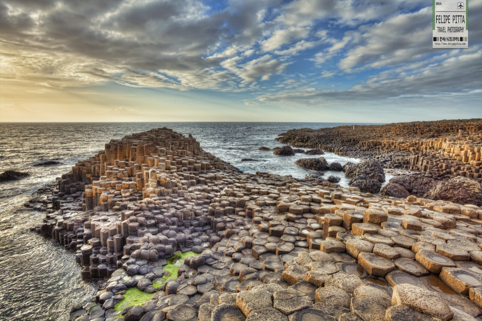 Giants Causeway Northern Ireland UK BBC Countryfile Magazine