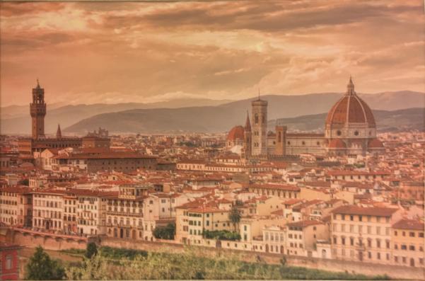 Felipe Pitta Florence Italy CanvasPop Print Canvas